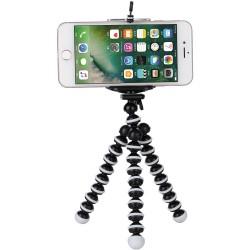 Trépied universel pour appareils photo video et smartphones