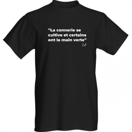 T-Shirt Proverbes à la con by Lô