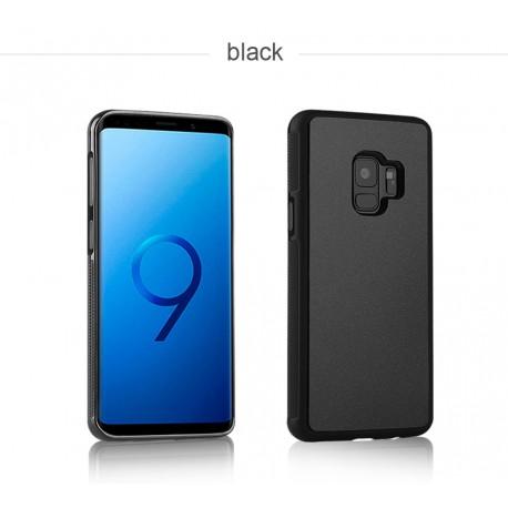 Coque Anti-Gravité Noir pour Iphone et Samsung