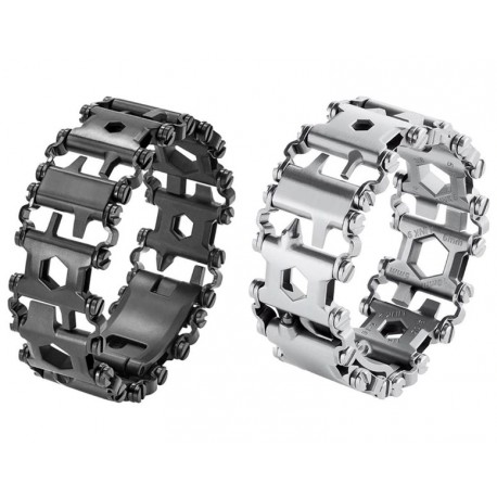 Bracelet Multifonction en Acier Inoxydable