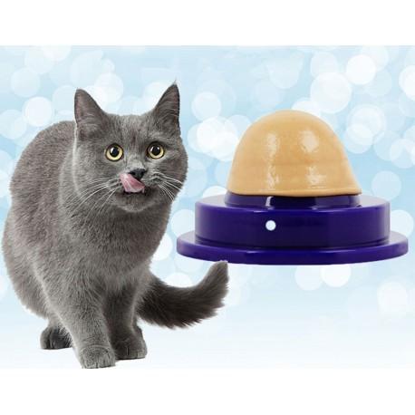 Sucette vitaminée pour chat