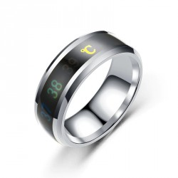 Bague temperature automatique