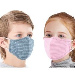 Masque pour enfant FFP2 reutilisable Coronavirus Covid-19