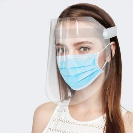 Visière de protection légère anti-buée